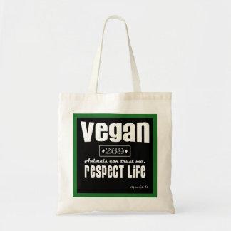VEGAN - RESPECT LIFE - T08