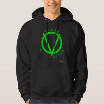 Vegan Revolution Hoodie: by conRADICAL VEGAN Hoodie
