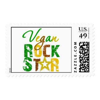 Vegan Rock Star Postage