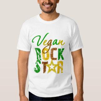 Vegan Rock Star T-shirt