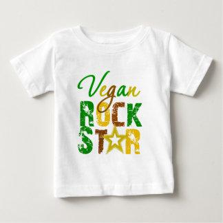 Vegan Rock Star T Shirts