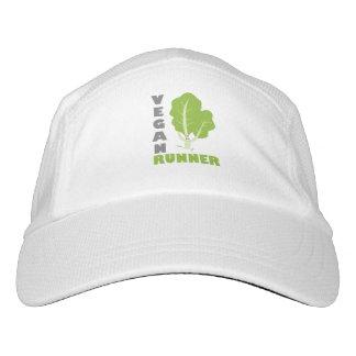Vegan Runner Kale Hat