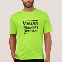 Vegan Runners Brisbane T-Shirt