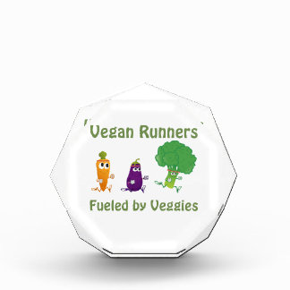Vegan Runners - Fueled By Veggies Award