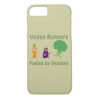 Vegan runners - Fueled by veggies iPhone 8/7 Case