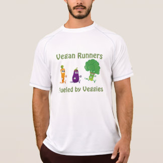 Vegan Runners - Fueled by Veggies T Shirts