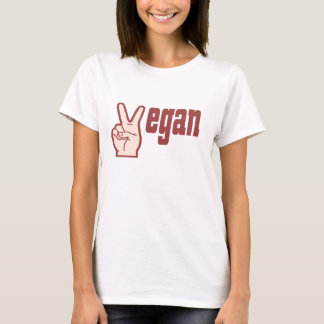 Vegan salute T-Shirt