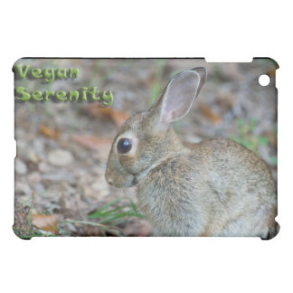 Vegan Serenity Bunny Case For The iPad Mini