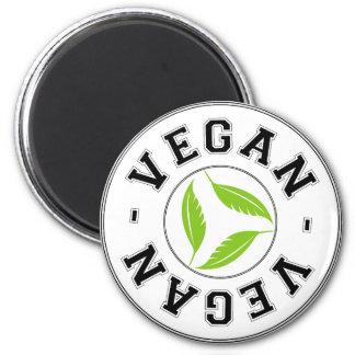Vegan Sports Logo Refrigerator Magnets