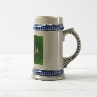 Vegan Style Beer Stein