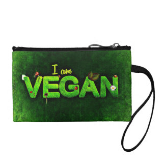 Vegan Style Coin Wallet