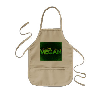 Vegan Style Kids' Apron