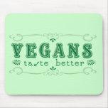 Vegan Taste Mouse Pads