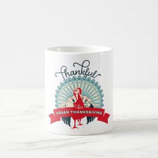 Vegan Thanksgiving Mug