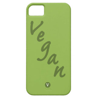 Vegan Theme iPhone Case iPhone 5 Case