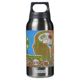 Vegan think thermos bottle