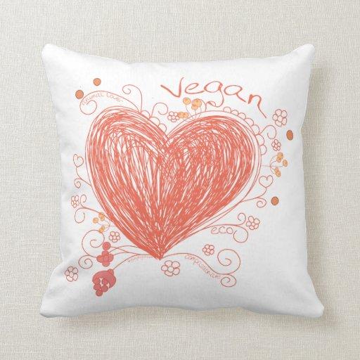 Vegan Throw Pillows