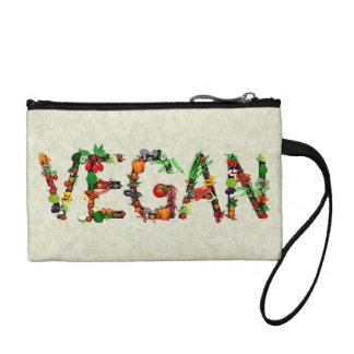 Vegan Vegetables Coin Wallet