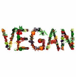 Vegan Vegetables Cutout