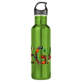 Vegan Vegetables Water Bottle