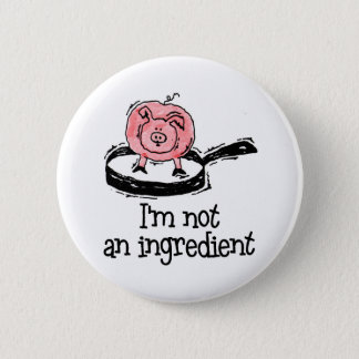 Vegan/Vegetarian Button