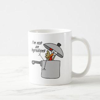 Vegan/Vegetarian Gift Coffee Mug