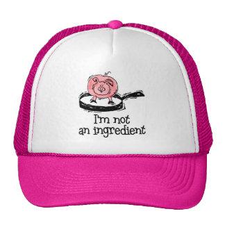 Vegan/Vegetarian Hat/Cap Trucker Hat