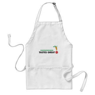 Vegan Vegetarian slogan Adult Apron