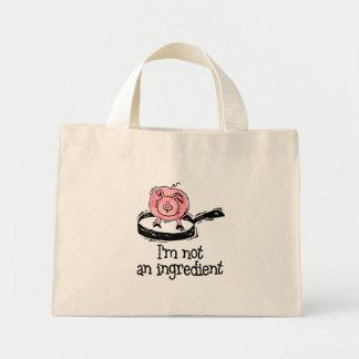 Vegan/Vegetarian Tote Bag