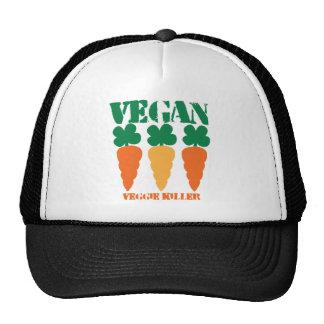 Vegan Veggie killer Trucker Hat