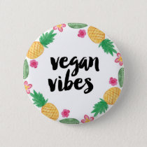 vegan vibes button