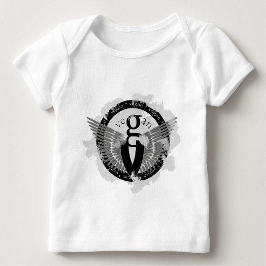 Vegan wings baby T-Shirt