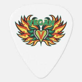Vegan Wings Guitar Pick