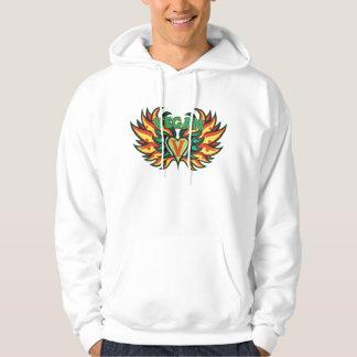Vegan Wings Hoodie
