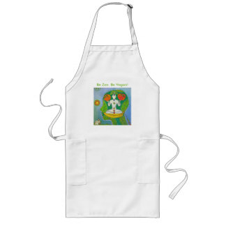 Vegan Zen cooking Long Apron