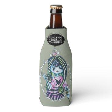 Halloween Themed Vegan Zombie Bottle Cooler