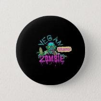 Vegan Zombie Button