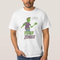 Vegan Zombie T Shirt