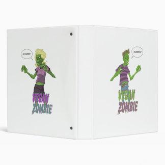 Vegan Zombies Binder