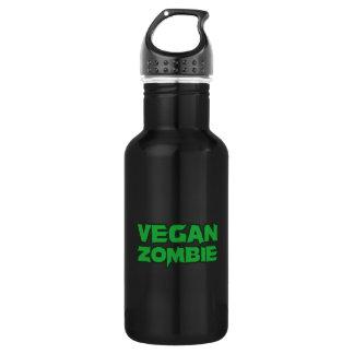 Vegan Zombies Stainless Steel Water Bottle