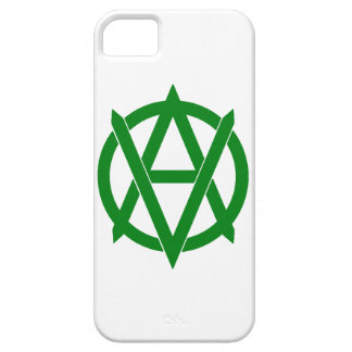 Veganarchism! iPhone SE/5/5s Case