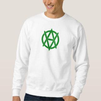 Veganarchism! Sweatshirt