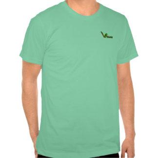 Vegano 2 camiseta