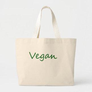 Vegano Bolsa Tela Grande