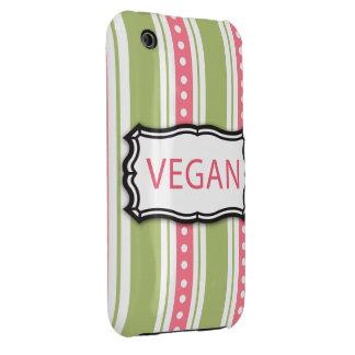 Vegano Case-Mate iPhone 3 Coberturas