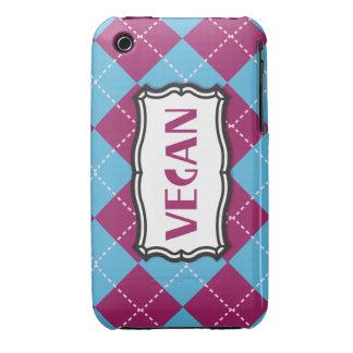 Vegano Case-Mate iPhone 3 Protectores
