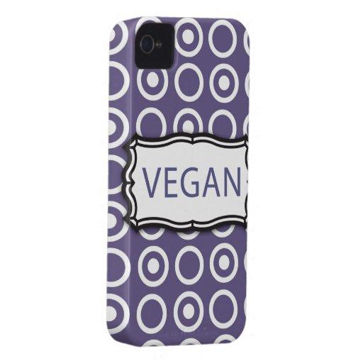 Vegano Case-Mate iPhone 4 Funda