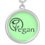 Vegano Collares Personalizados