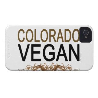 Vegano de Colorado Case-Mate iPhone 4 Cobertura