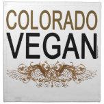 Vegano de Colorado Servilletas De Papel